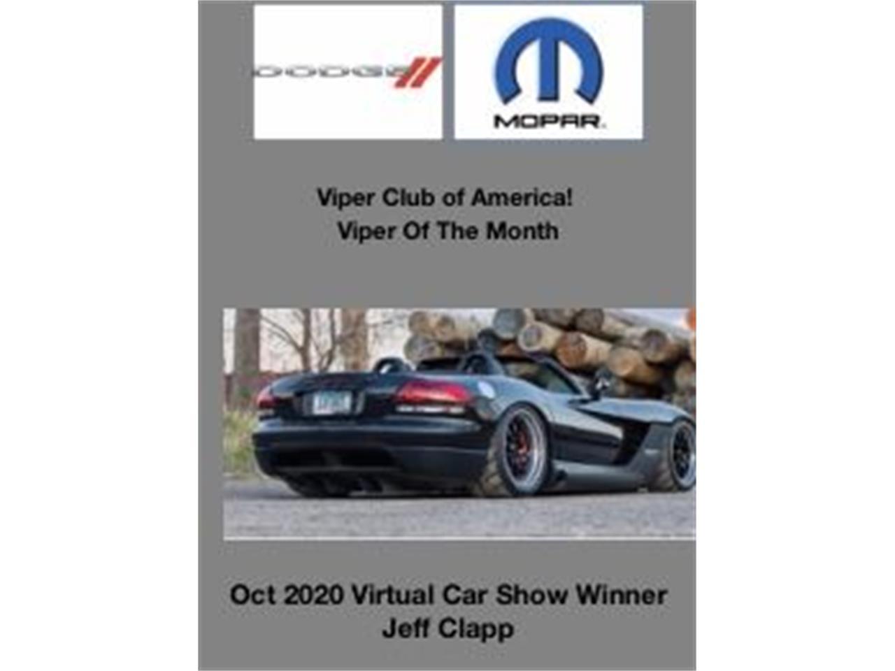 2006 Dodge Viper (CC-1421118) for sale in Annandale, Minnesota