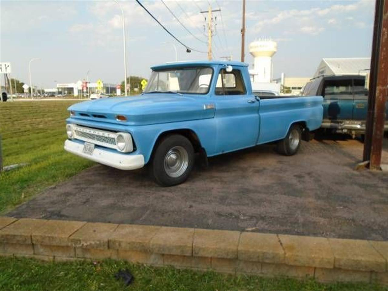 1965 Chevrolet C10 (CC-1421119) for sale in Cadillac, Michigan