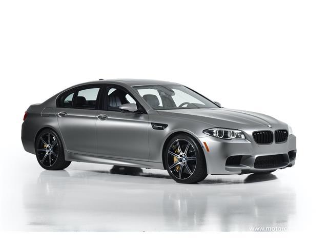 2015 BMW M5 (CC-1421130) for sale in Farmingdale, New York