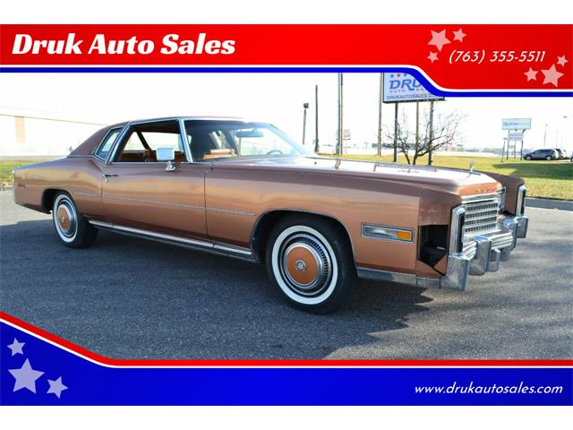 1978 Cadillac Eldorado (CC-1421131) for sale in Ramsey, Minnesota