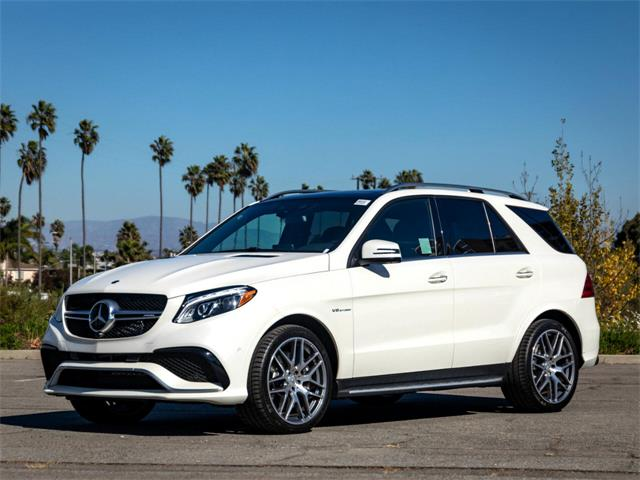 2018 Mercedes-Benz GLE-Class (CC-1421134) for sale in Marina Del Rey, California