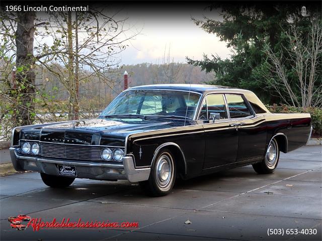 1966 Lincoln Continental (CC-1421138) for sale in Gladstone, Oregon