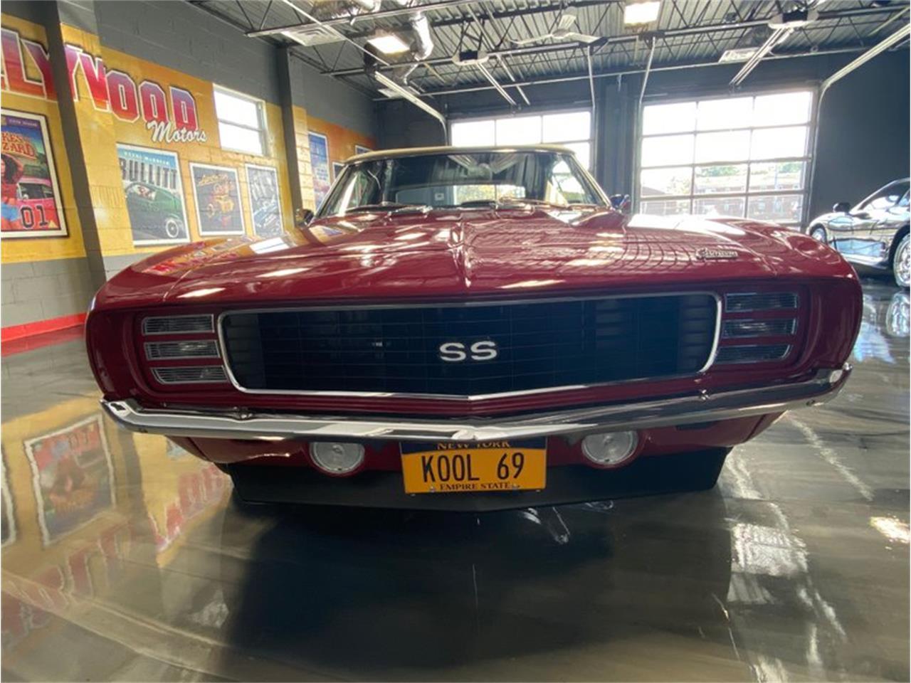 1969 Chevrolet Camaro (CC-1421144) for sale in West Babylon, New York