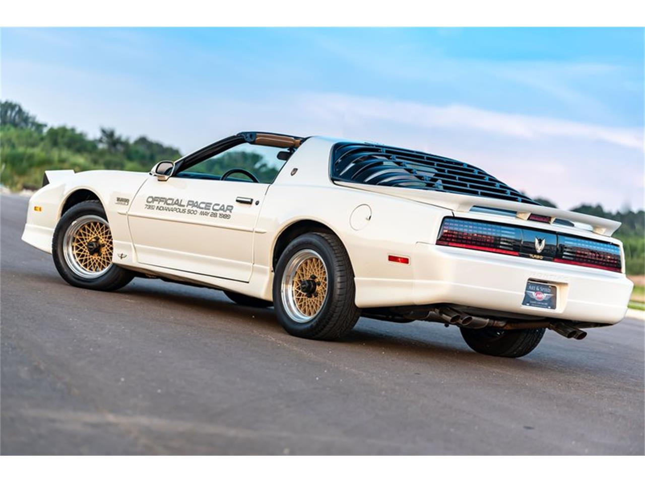 1989 Pontiac Firebird Trans Am (CC-1421149) for sale in Collierville, Tennessee