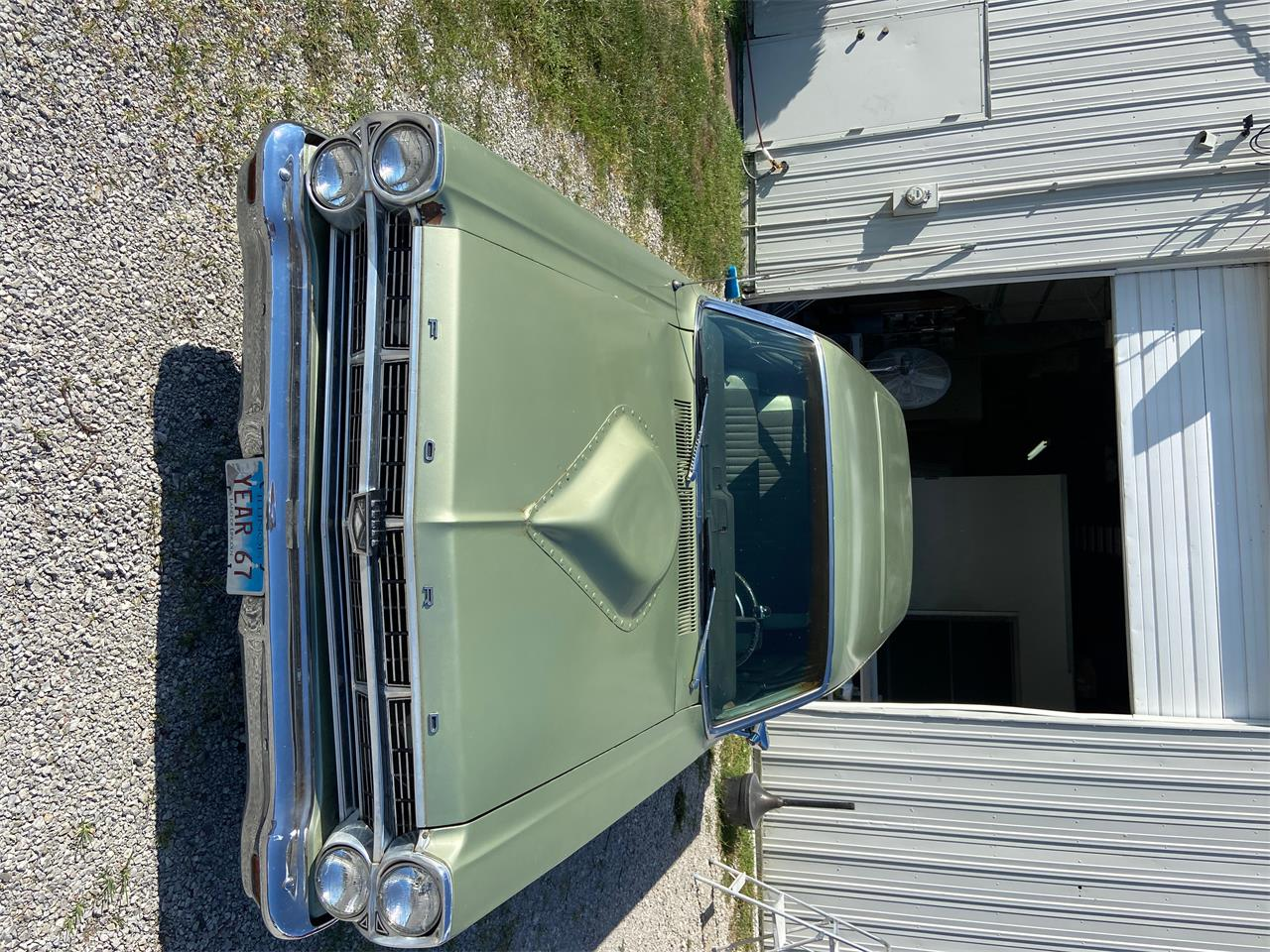 1967 Ford Fairlane Ranch Wagon (CC-1420115) for sale in Springfield, Illinois