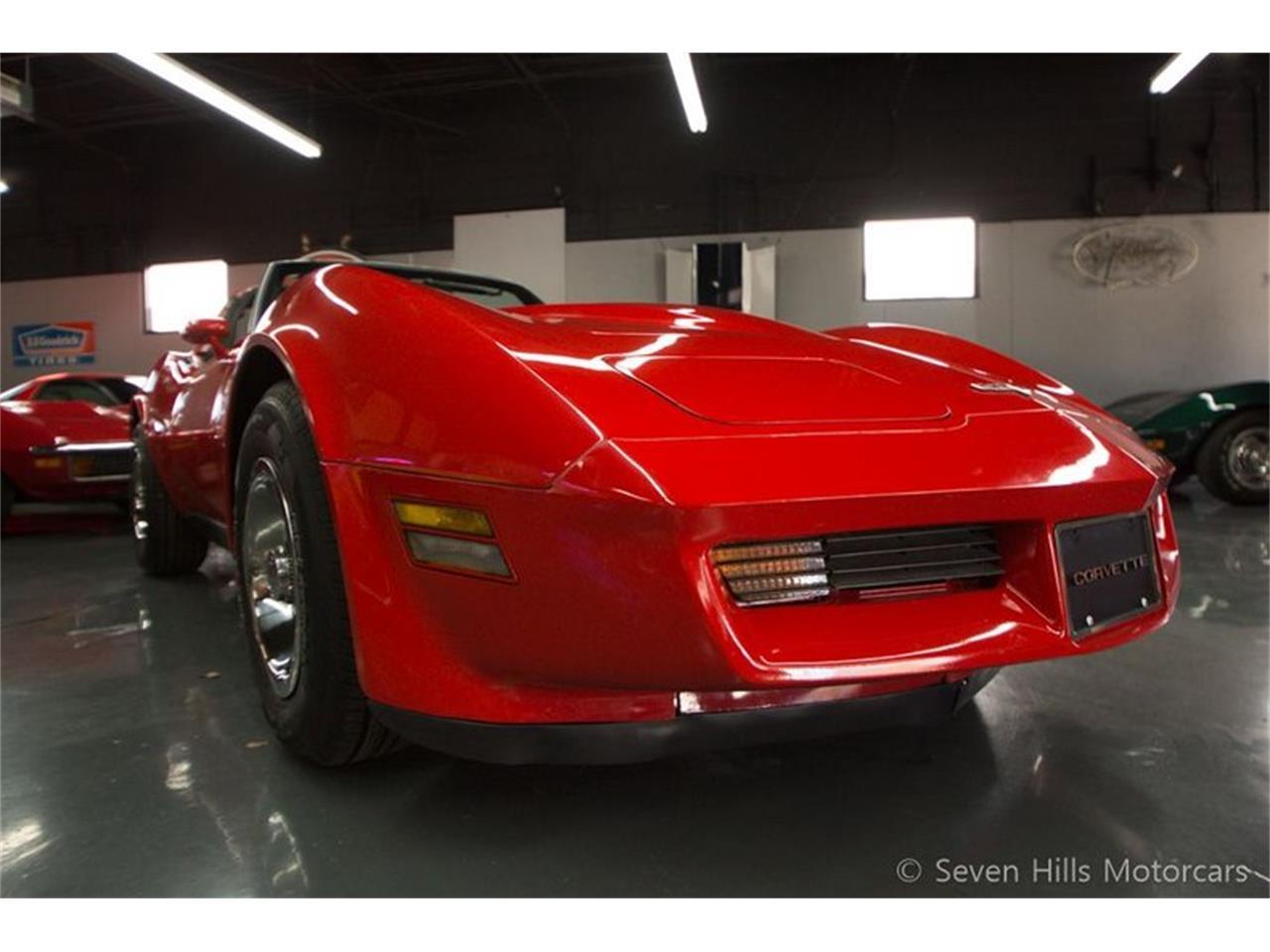 1980 Chevrolet Corvette (CC-1421154) for sale in Cincinnati, Ohio