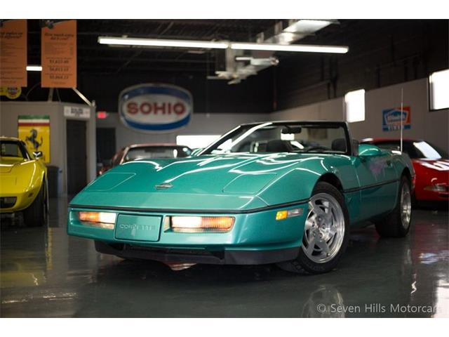 1990 Chevrolet Corvette (CC-1421155) for sale in Cincinnati, Ohio