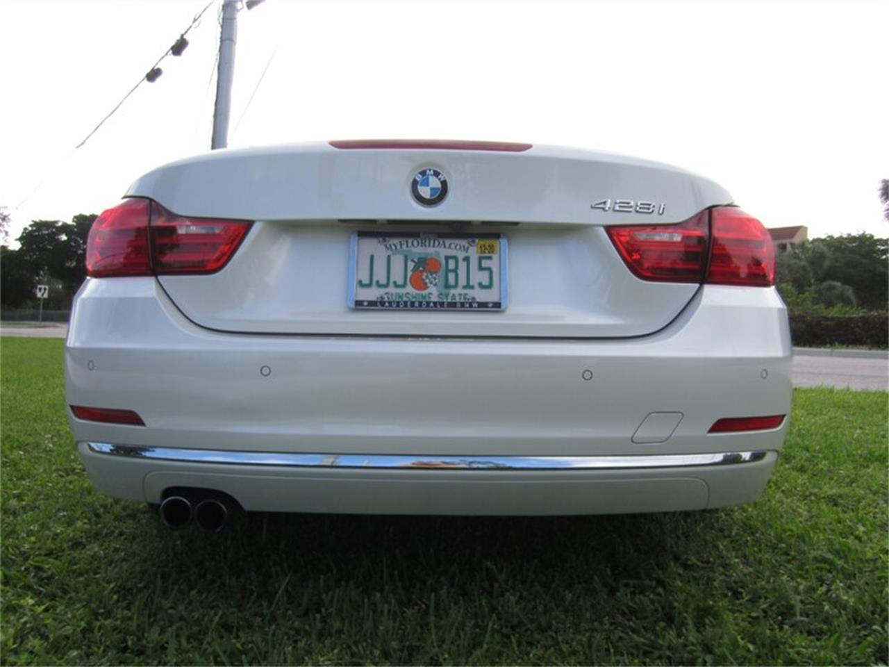 2015 BMW 428i (CC-1421165) for sale in Delray Beach, Florida