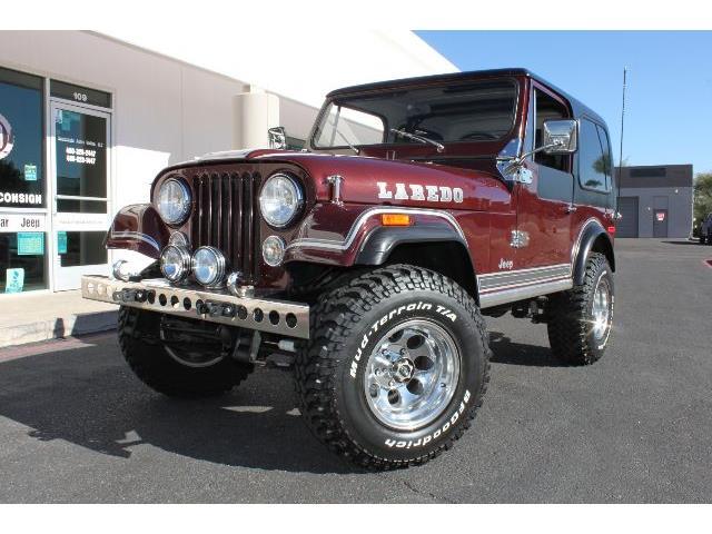 1980 Jeep CJ7 (CC-1421172) for sale in Scottsdale, Arizona