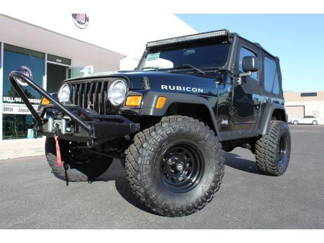 2004 Jeep Wrangler (CC-1421173) for sale in Scottsdale, Arizona