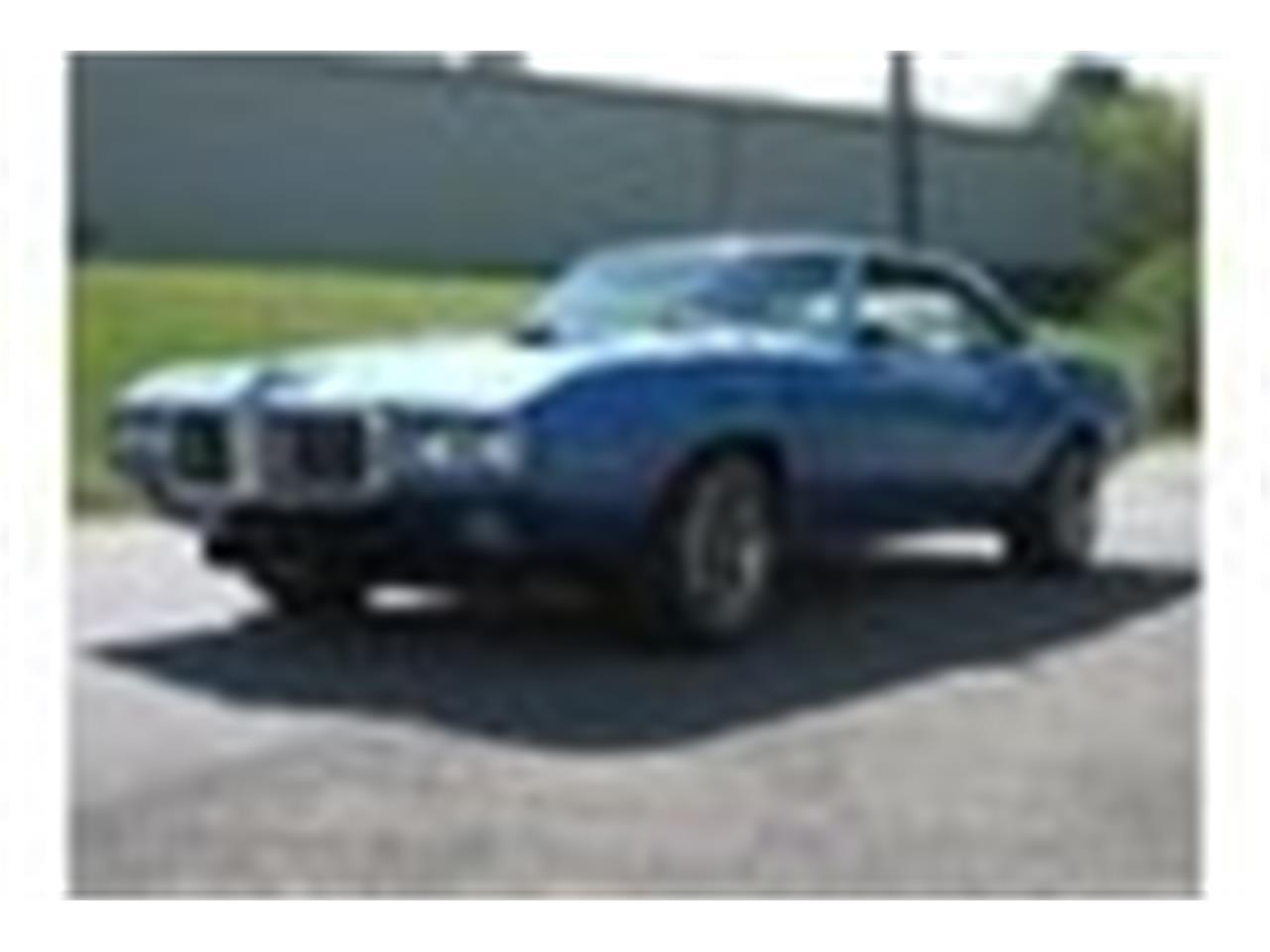 1969 Pontiac Firebird (CC-1421174) for sale in Carrollton, Texas