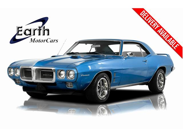 1969 Pontiac Firebird (CC-1421174) for sale in Carrollton, Texas