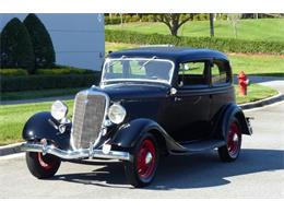 1934 Ford Victoria (CC-1421184) for sale in Charlotte, North Carolina