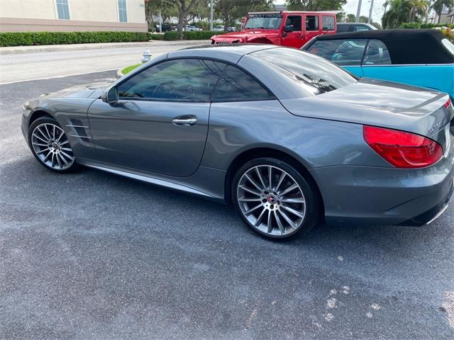 2018 Mercedes-Benz SL-Class (CC-1421190) for sale in Boca Raton, Florida