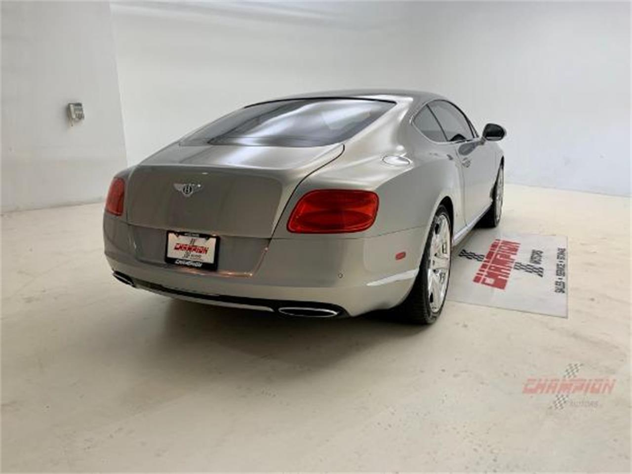 2012 Bentley Continental (CC-1421192) for sale in Syosset, New York
