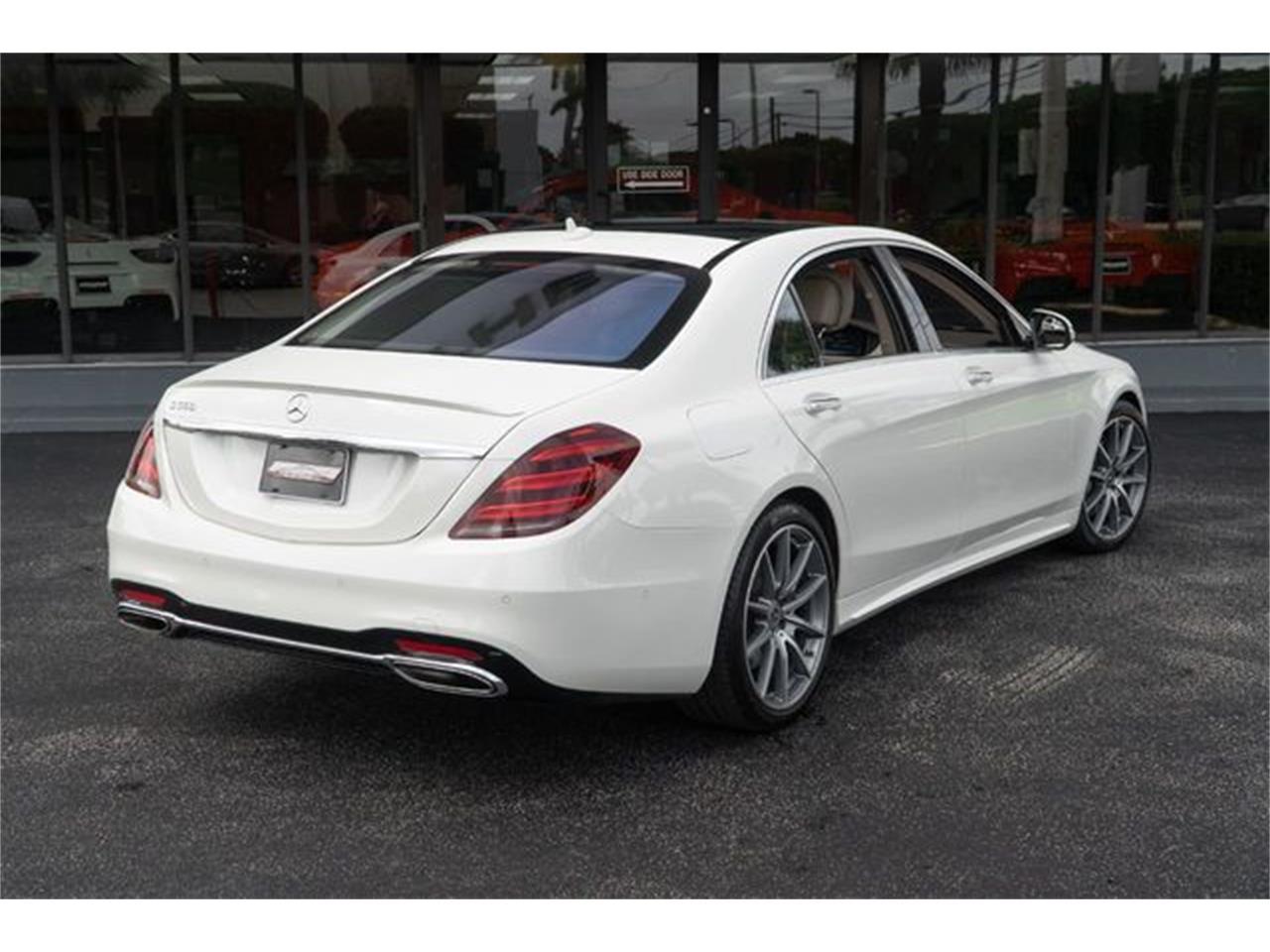 2019 Mercedes-Benz S-Class (CC-1421196) for sale in Miami, Florida