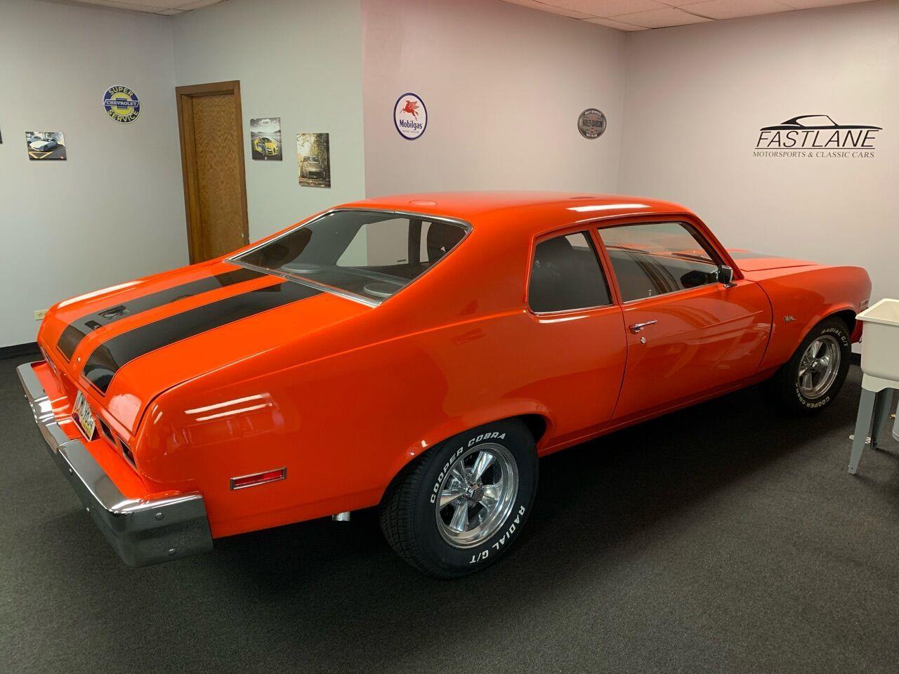 1973 Chevrolet Nova (CC-1421198) for sale in Addison, Illinois
