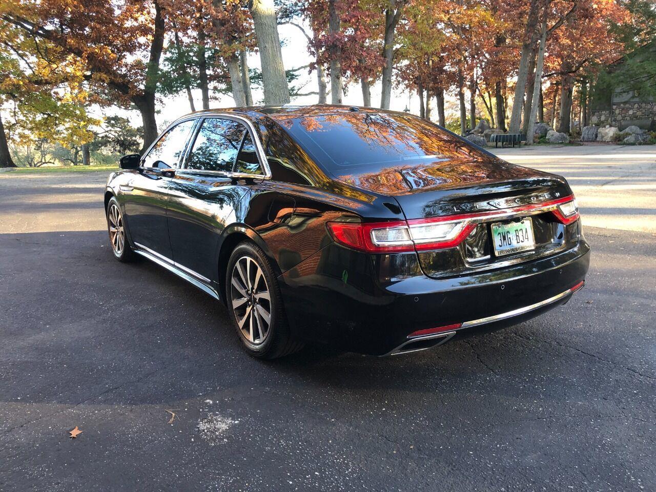 2017 Lincoln Continental (CC-1421201) for sale in Washington, Michigan