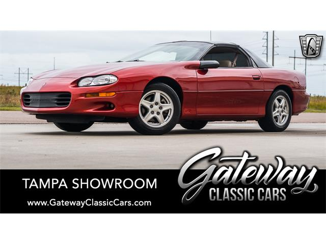 1998 Chevrolet Camaro (CC-1421211) for sale in O'Fallon, Illinois