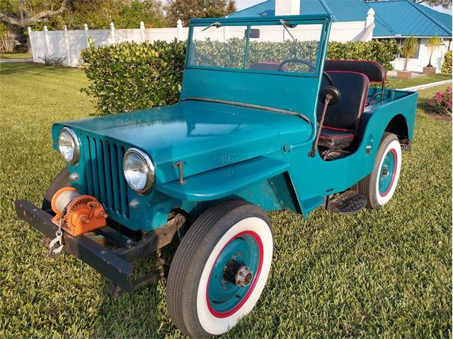 1947 Jeep CJ (CC-1421213) for sale in Lake Placid, Florida