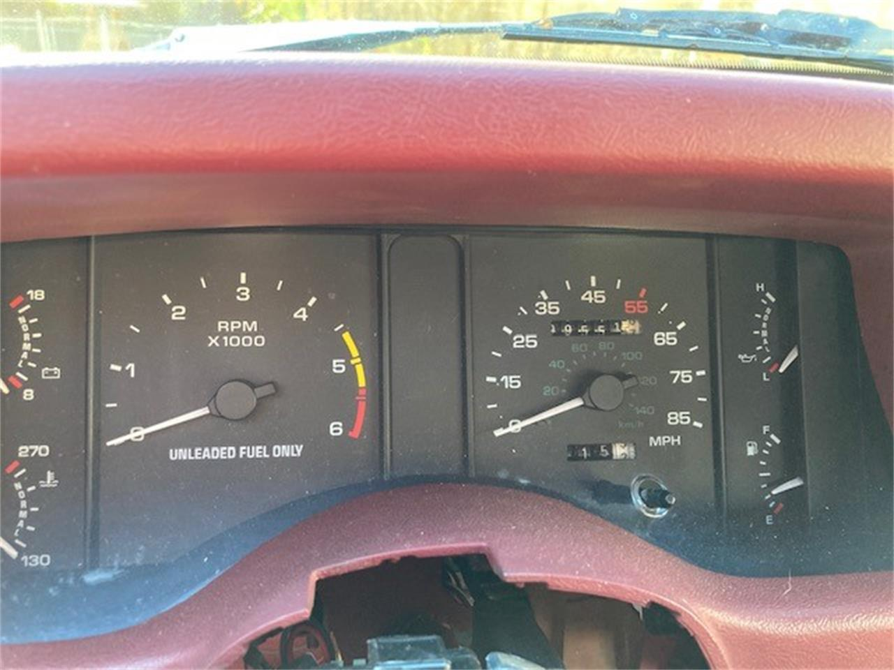 1993 Ford Mustang (CC-1421214) for sale in Cedar Bluff, Virginia