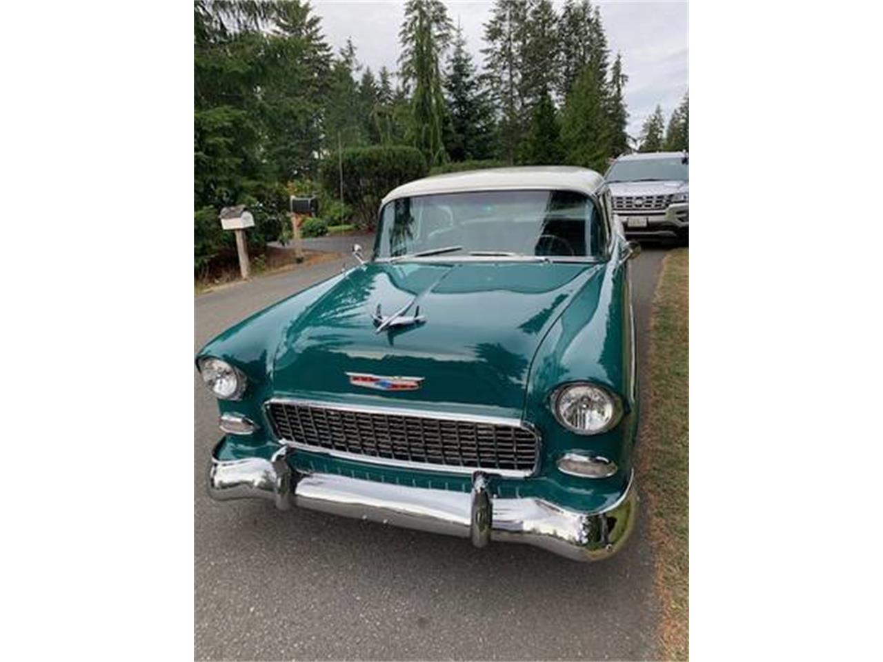 1955 Chevrolet Bel Air (CC-1421218) for sale in Shelton, Washington