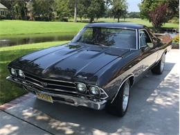 1969 Chevrolet El Camino (CC-1421220) for sale in Pawleys Island, South Carolina