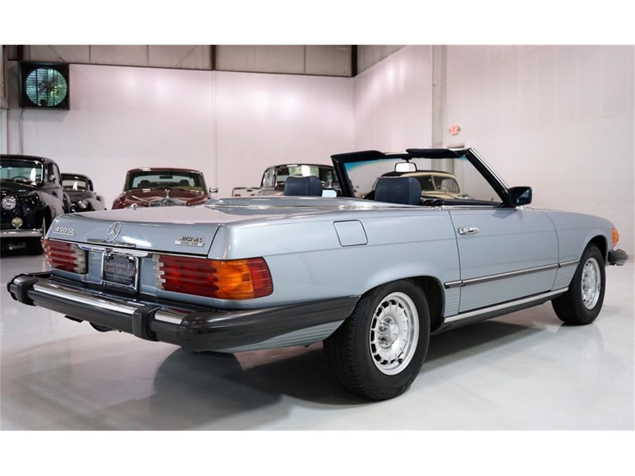 1980 Mercedes-Benz 450SL (CC-1421230) for sale in Saint Ann, Missouri