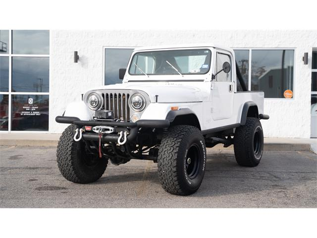 1982 Jeep CJ8 Scrambler (CC-1421240) for sale in Salt Lake City, Utah