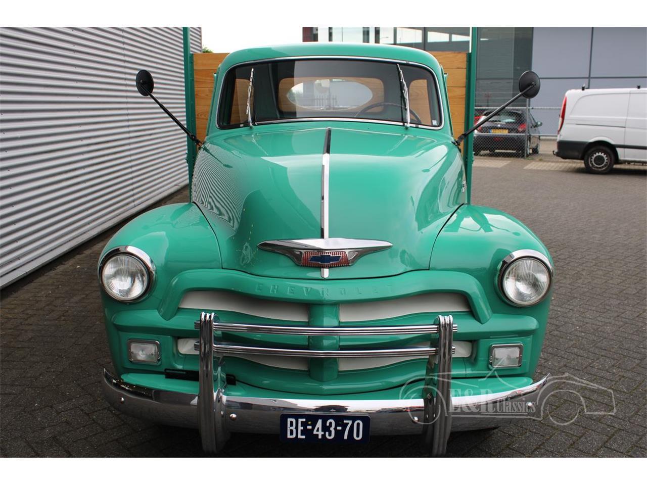 1954 Chevrolet 3600 (CC-1421252) for sale in Waalwijk, Noord-Brabant