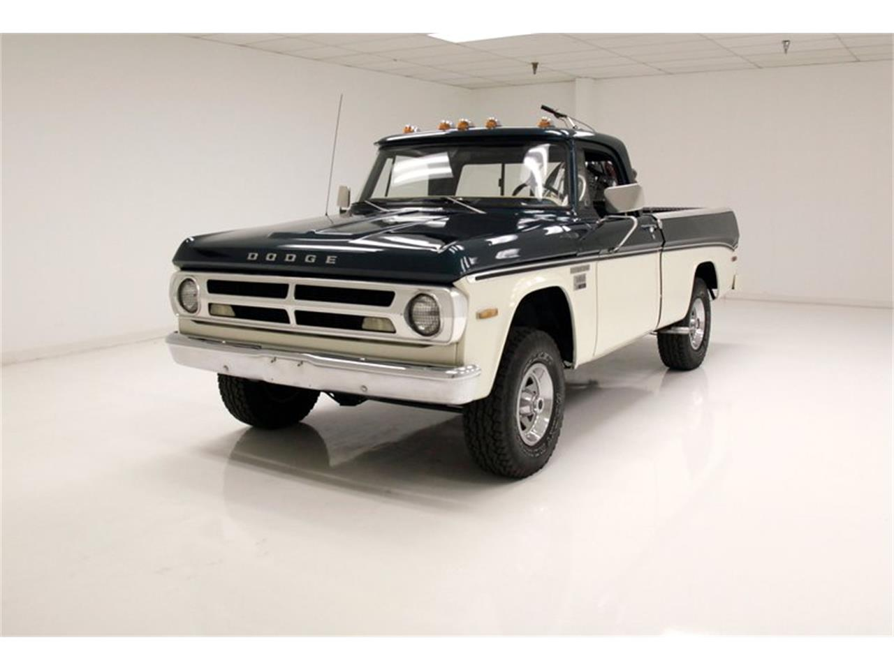 1971 Dodge Power Wagon (CC-1421254) for sale in Morgantown, Pennsylvania