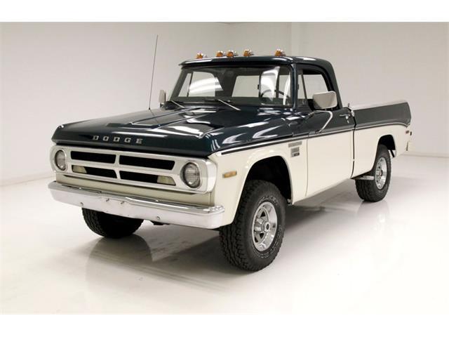 1971 Dodge Power Wagon (CC-1421254) for sale in Morgantown, Pennsylvania