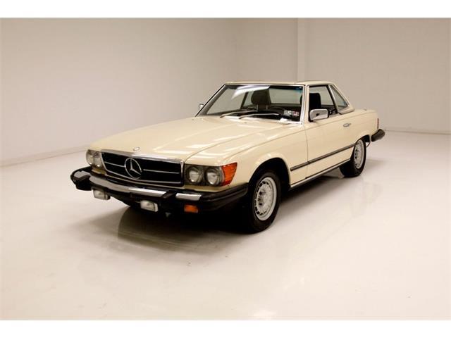 1983 Mercedes-Benz 380 (CC-1421262) for sale in Morgantown, Pennsylvania