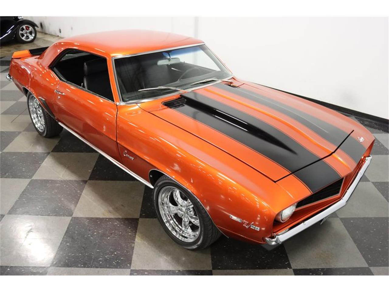 1969 Chevrolet Camaro (CC-1421263) for sale in Ft Worth, Texas