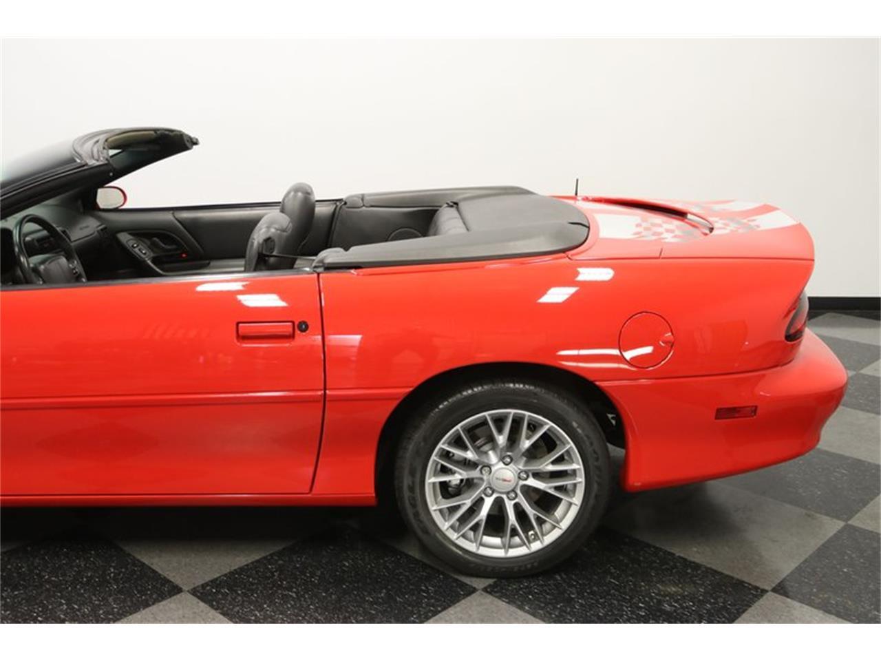 2002 Chevrolet Camaro (CC-1421285) for sale in Lutz, Florida