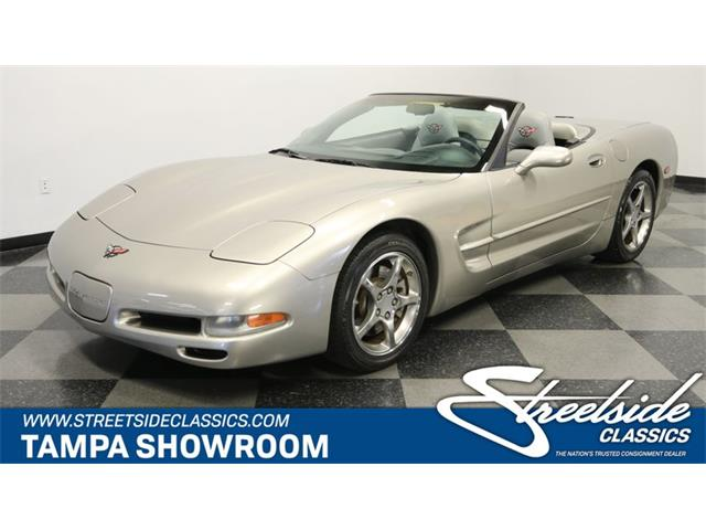 2000 Chevrolet Corvette (CC-1421288) for sale in Lutz, Florida