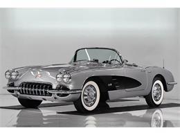 1959 Chevrolet Corvette (CC-1421293) for sale in Volo, Illinois