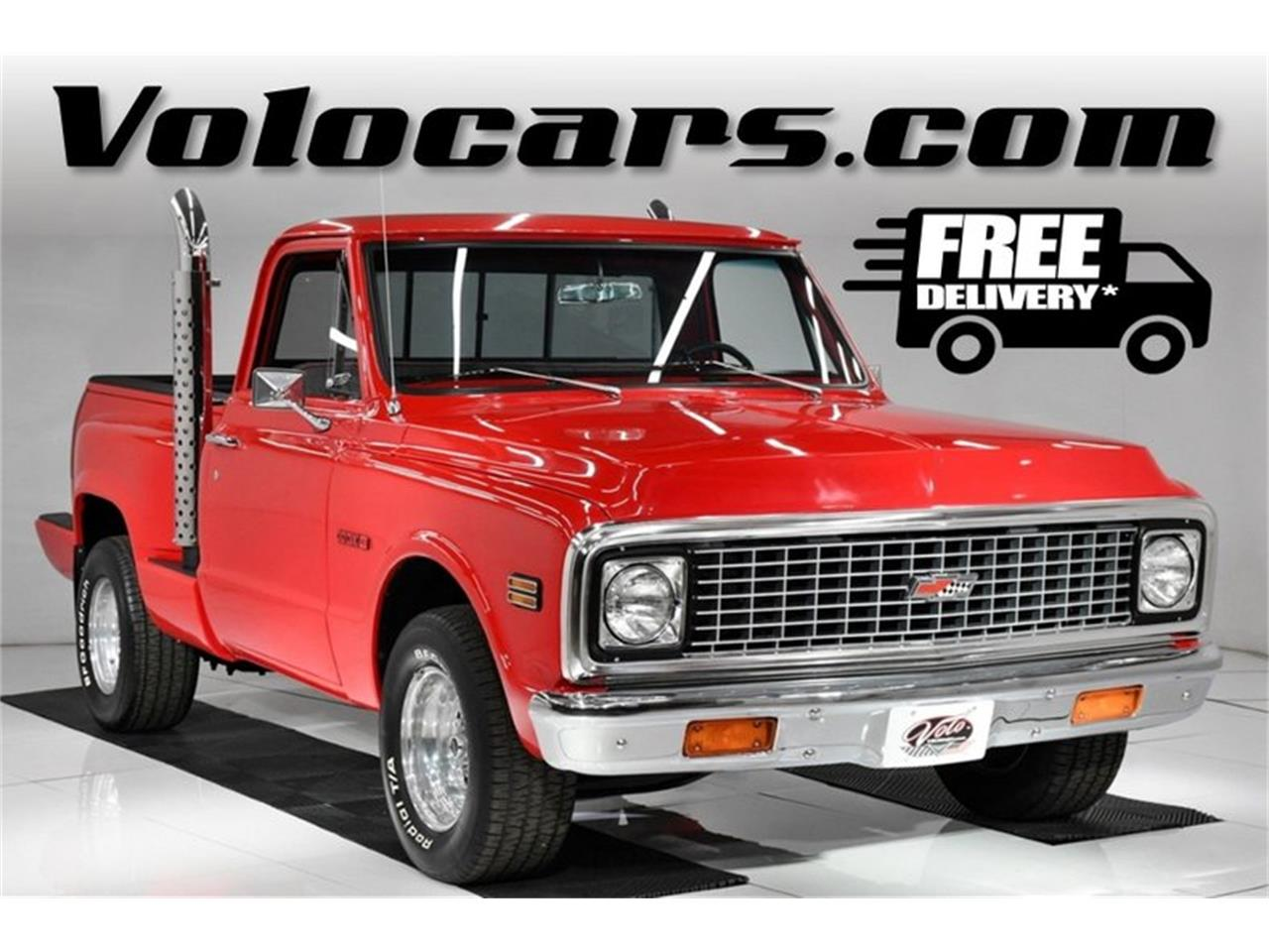 1971 Chevrolet C10 (CC-1421295) for sale in Volo, Illinois