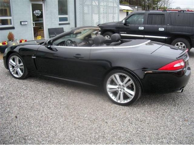 2010 Jaguar XK (CC-1421310) for sale in Cadillac, Michigan