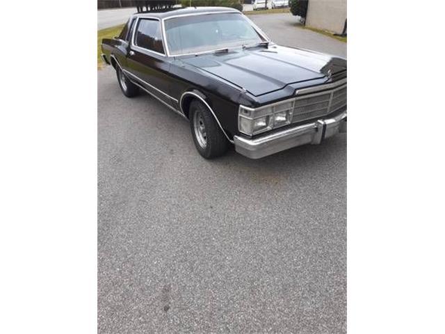 1978 Chrysler LeBaron (CC-1421322) for sale in Cadillac, Michigan