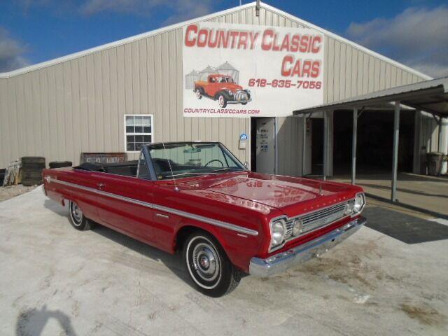 1966 Plymouth Belvedere (CC-1421326) for sale in Staunton, Illinois