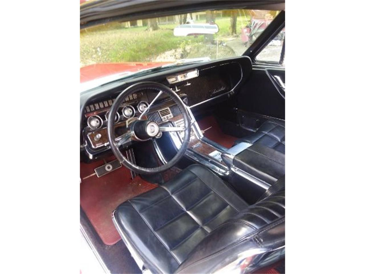 1966 Ford Thunderbird (CC-1421327) for sale in Cadillac, Michigan