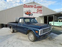 1972 Chevrolet C/K 10 (CC-1421329) for sale in Staunton, Illinois
