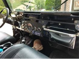 1982 Jeep CJ7 (CC-1421330) for sale in Cadillac, Michigan