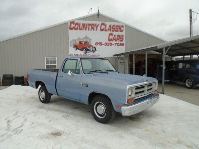 1986 Dodge D100 (CC-1421331) for sale in Staunton, Illinois