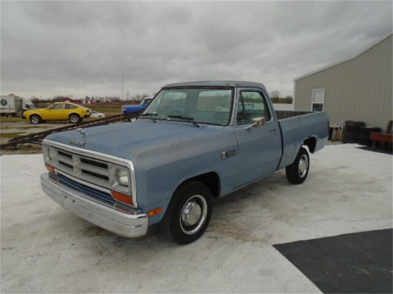 1986 Dodge D100 (CC-1421331) for sale in Staunton, Illinois