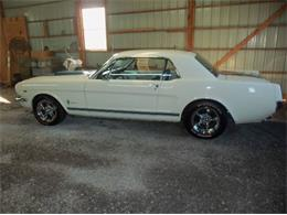 1966 Ford Mustang (CC-1421332) for sale in Cadillac, Michigan