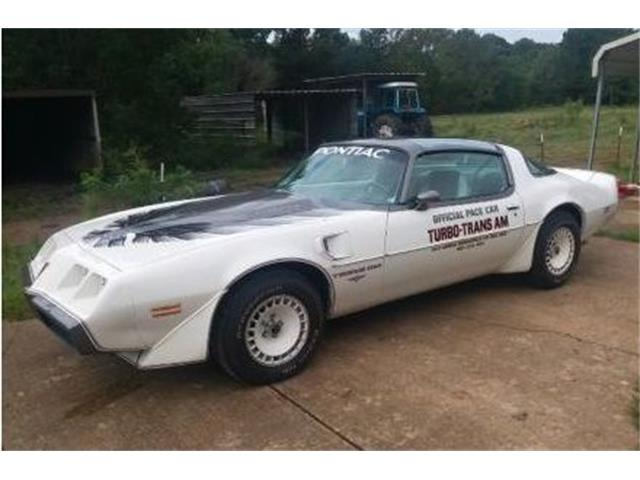 1980 Pontiac Firebird Trans Am (CC-1421336) for sale in Cadillac, Michigan