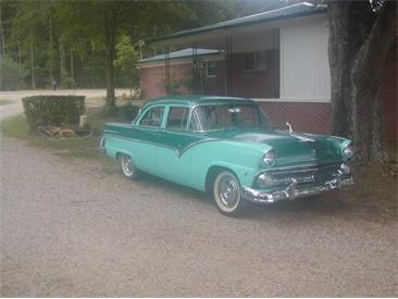 1955 Ford Fairlane (CC-1421350) for sale in Cadillac, Michigan