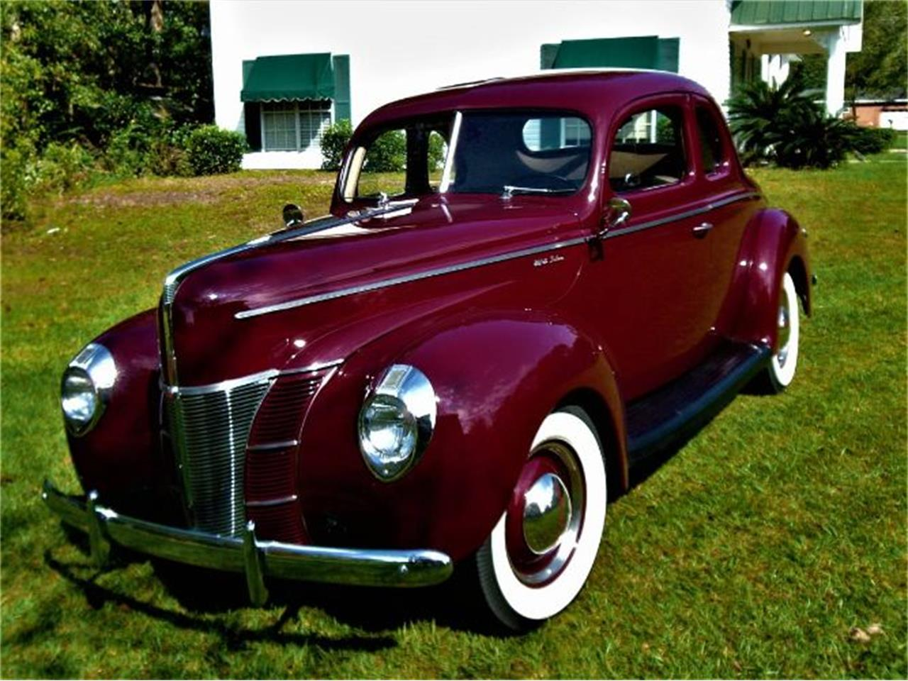 1940 Ford Deluxe (CC-1421353) for sale in Cadillac, Michigan